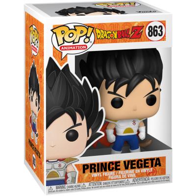 Фигурка Funko Dragon Ball Z - POP! Animation - Prince Vegeta 48606 (9.5 см)