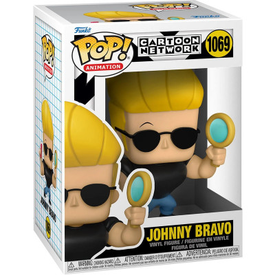 Фигурка Funko Johnny Bravo - POP! Animation - Johnny Bravo 57789 (9.5 см)