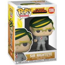 Фигурка My Hero Academia - POP! Animation - Sir Nighteye (9.5 см)