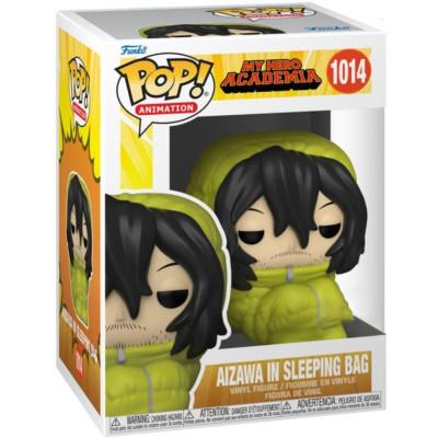 Фигурка Funko My Hero Academia - POP! Animation - Aizawa in Sleeping Bag 57271 (9.5 см)