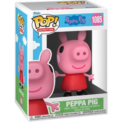 Фигурка Funko Peppa Pig - POP! Animation - Peppa Pig 57798 (9.5 см)