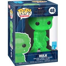 Головотряс The Infinity Saga - POP! Art Series - Hulk (9.5 см)