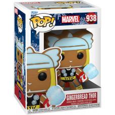 Головотряс Marvel Comics - POP! - Gingerbread Thor (9.5 см)