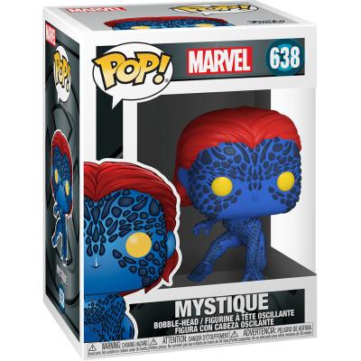 Фигурка Funko Головотряс X-Men 20th Anniversary - POP! - Mystique 49286 (9.5 см)