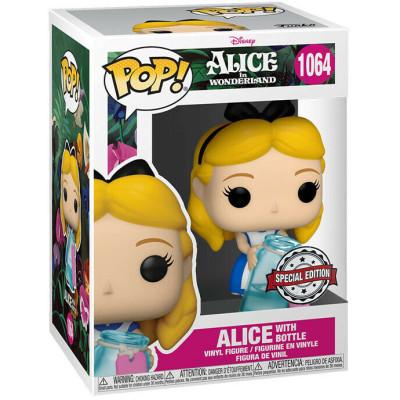 Фигурка Funko Alice in Wonderland 70th Anniversary - POP! - Alice with Drink Me Bottle 56136 (9.5 см)