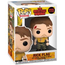Фигурка The Suicide Squad - POP! Movies - Rick Flag (9.5 см)