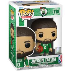 Фигурка Boston Celtics - POP! Basketball - Jayson Tatum (Green Jersey) (9.5 см)