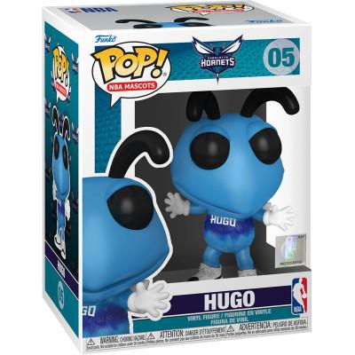 Фигурка Funko Charlotte Hornets - POP! NBA Mascots - Hugo 52165 (9.5 см)