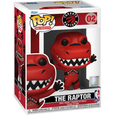 Фигурка Funko Toronto Raptor - POP! NBA Mascots - The Raptor 52163 (9.5 см)