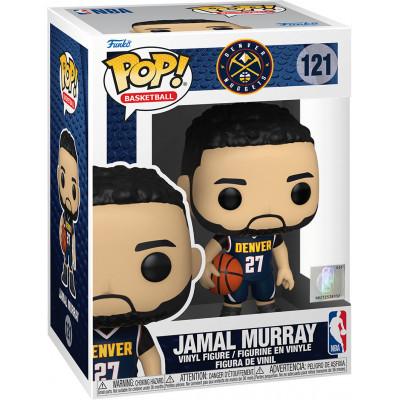 Фигурка Funko Denver Nuggets - POP! Basketball - Jamal Murray (Dark Blue Jersey) 57631 (9.5 см)