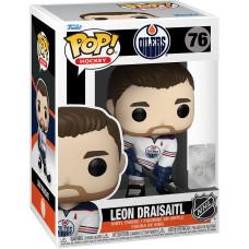 Фигурка Edmonton Oilers - POP! Hockey - Leon Draisaitl (Road Uniform) (9.5 см)