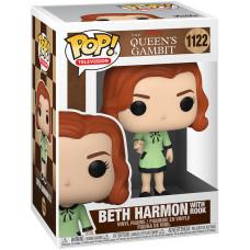 Фигурка The Queen's Gambit - POP! TV - Beth Harmon with Rook (9.5 см)