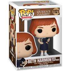 Фигурка The Queen's Gambit - POP! TV - Beth Harmon with Trophies (9.5 см)