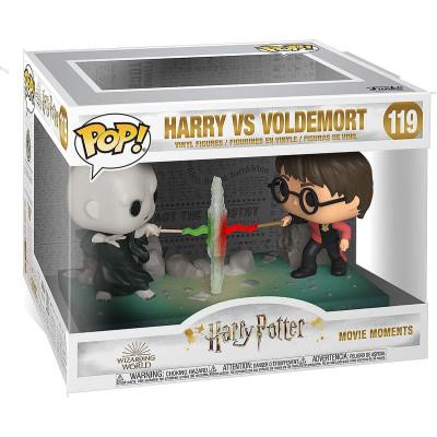 Фигурка Funko Harry Potter - POP! Moment - Harry Potter vs Lord Voldemort 48070 (13 см)