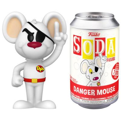 Фигурка Funko Danger Mouse - Vinyl SODA - Danger Mouse 58313 (7.6 см)