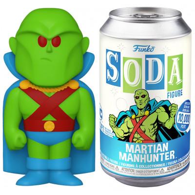 Фигурка Funko DC Comics - Vinyl SODA - Martian Manhunter 52413 (7.6 см)