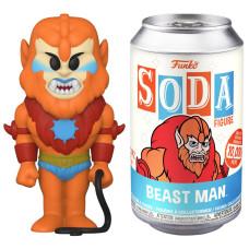 Фигурка Masters of the Universe - Vinyl SODA - Beast Man (7.6 см)