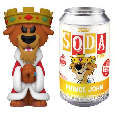 Фигурка Funko Robin Hood - Vinyl SODA - Prince John 58317 (7.6 см)