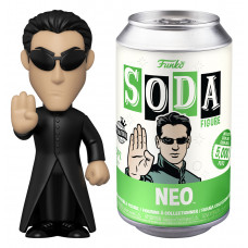 Фигурка The Matrix - Vinyl SODA - Neo (7.6 см)