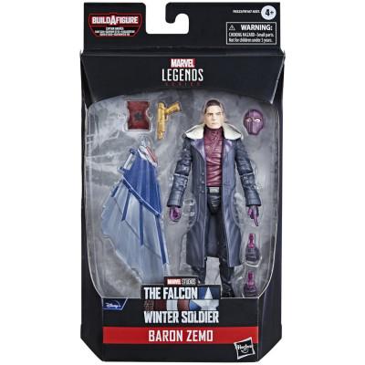 Фигурка Hasbro The Falcon & Winter Soldier - Legends Series - Baron Zemo F0323 (15 см)