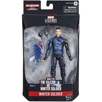 Фигурка Hasbro The Falcon & Winter Soldier - Legends Series - Winter Soldier F0325 (15 см)