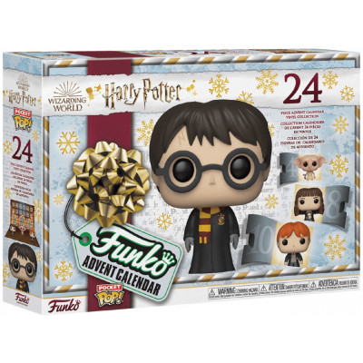Набор фигурок Funko Harry Potter - Pocket POP! - Advent Calendar 2021 59167 (4 см)