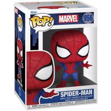 Головотряс Spider-Man: The Animated Series - POP! - Spider-Man (Exc) (9.5 см)