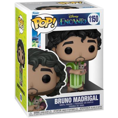 Фигурка Funko Encanto - POP! - Bruno Madrigal 57604 (9.5 см)