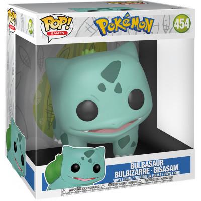 Фигурка Funko Pokemon - POP! Games - Bulbasaur 50559 (25 см)