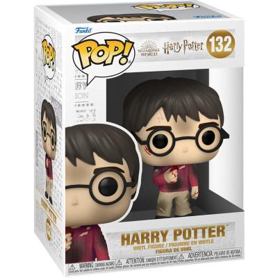 Фигурка Funko Harry Potter 20th Anniversary - POP! - Harry Potter (with The Stone) 57366 (9.5 см)