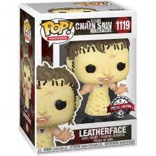 Фигурка The Texas Chain Saw Massacre - POP! Movies - Leatherface (with Hammer) (Exc) (9.5 см)