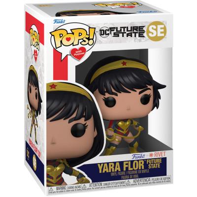 Фигурка Funko Future State - POPs! with Purpose - Yara Flor Future State 60100 (9.5 см)