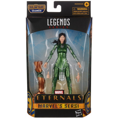 Фигурка Hasbro Eternals - Legends Series - Marvel's Sersi E9529 (15 см)