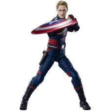 Фигурка The Falcon & Winter Soldier - S.H.Figuarts - Captain America (John Walker) (15 см)