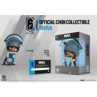Фигурка Tom Clancy's Rainbow Six: Siege - Six collection - Mira (10 см)