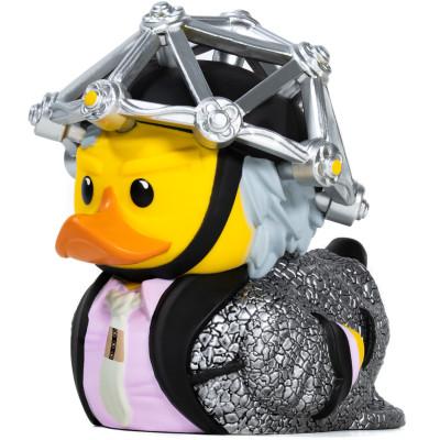 Фигурка Numskull Back To The Future - TUBBZ Cosplaying Duck Collectible - Doc Brown 1955 (9 см)