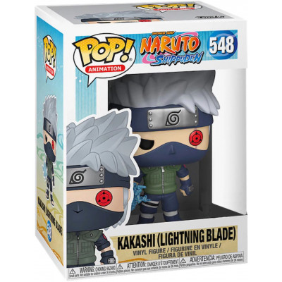 Фигурка Funko Naruto Shippuden - POP! Animation - Kakashi (Lightning Blade) 38982 (9.5 см)