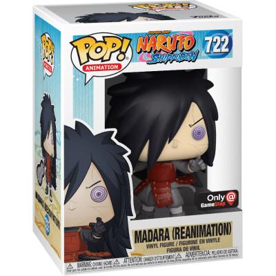 Фигурка Funko Naruto Shippuden - POP! Animation - Madara (Reanimation) 45627 (9.5 см)