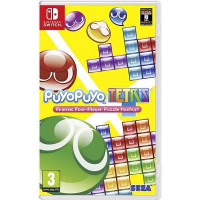 Puyo Puyo Tetris [NS, английская версия]