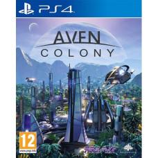 Aven Colony [PS4, русские субтитры]
