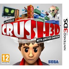 CRUSH 3D [3DS, английская версия]