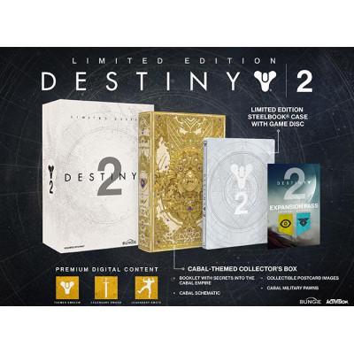 Destiny 2. Limited edition [PС, русская версия]