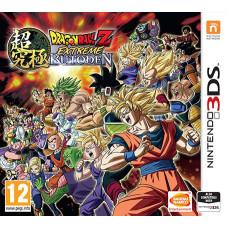 Dragon Ball Z Extreme Butoden [3DS, английская версия]