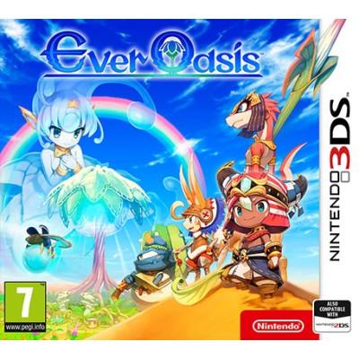 Ever Oasis [3DS, английская версия]