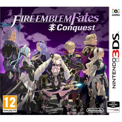Fire Emblem Fates: Conquest [3DS, английская версия]