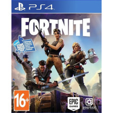Fortnite [PS4, русская версия]