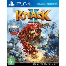 Knack 2 [PS4, русская версия]