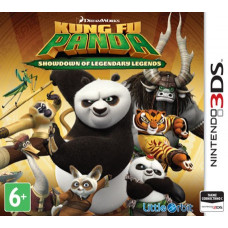 Kung Fu Panda: Showdown of Legendary Legends [3DS, английская версия]