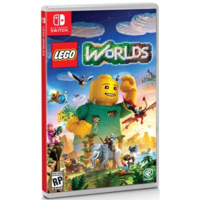 LEGO Worlds [NS, русская версия]