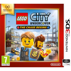 LEGO City Undercover: The Chase Begins (Nintendo Selects) [3DS, английская версия]
